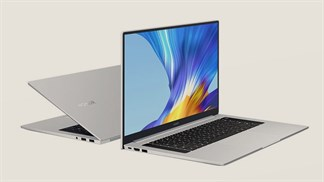 Honor MagicBook Pro 2020 ra mắt: Viền màn hình mỏng, webcam pop-up, GPU GeForce MX350