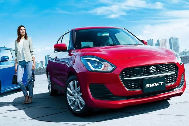 Suzuki Swift 2020 ra mắt